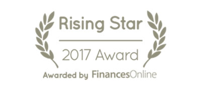 Finances Online Rising Star 2017 picture